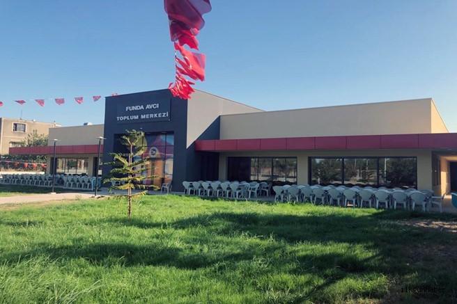 Ceyhan, 'Funda Avcı Toplum Merkezi' açılıyor