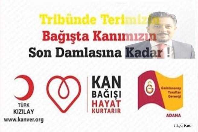 Kan Bağışı Ligi Şampiyonu Galatasaray