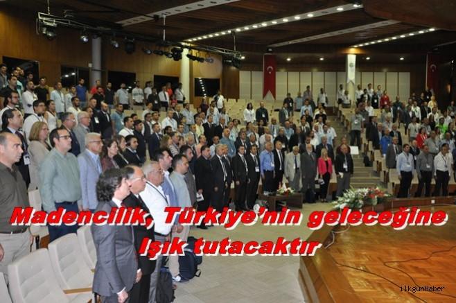 Madencilik, Türkiye'nin geleceğine ışık tutacak