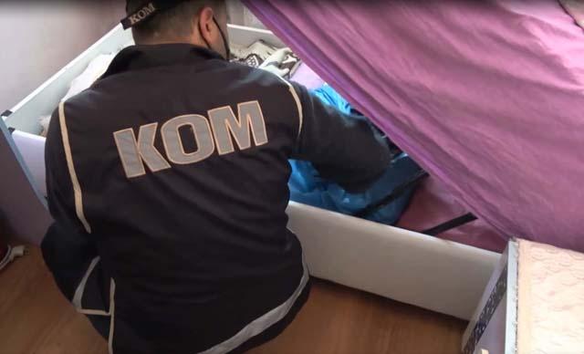 28 ildeki 'Çekirge' operasyonunda 199 kişi gözaltına alındı