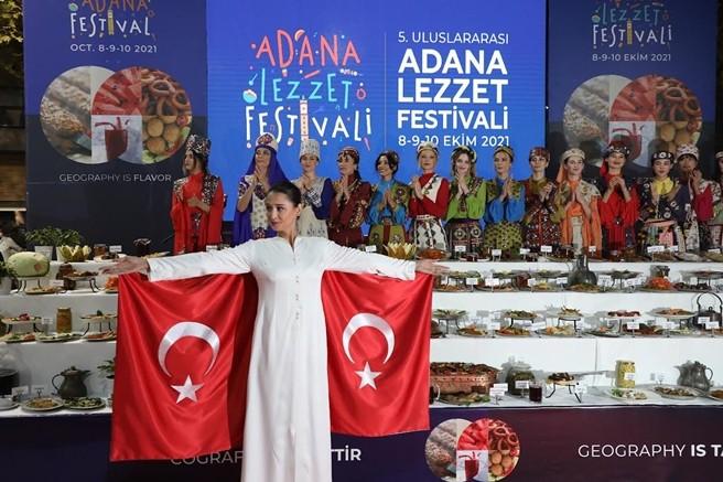 5. Uluslararası Adana Lezzet Festivali'nin gala yemeği Adana Arkeoloji Müzesi'nde verildi - Etkinlik - İlkgun Haber - Haberin dogru adresi
