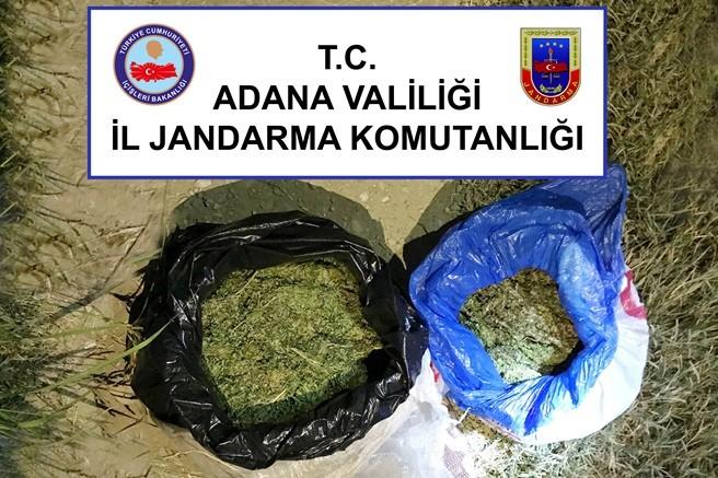 Adana Jandarmadan Uyuşturucu Tacirlerine Yönelik Operasyon