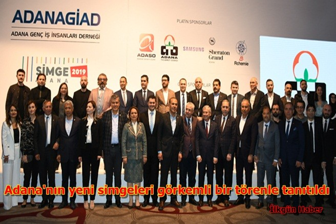 Adana'nın yeni simgeleri görkemli bir törenle tanıtıldı