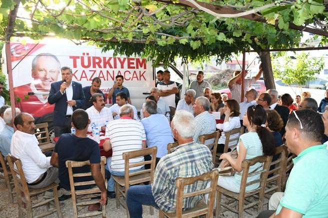 Adana'yı işsizlik ve yoksulluktan kurtaracağız