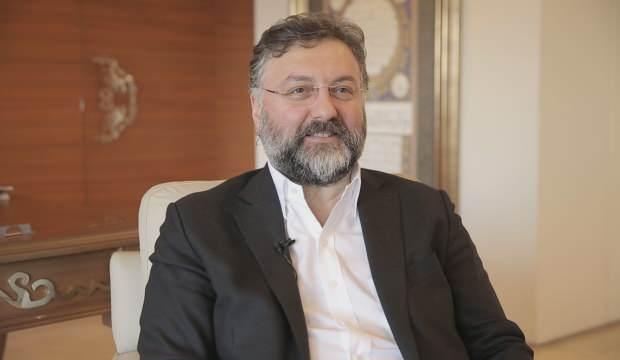 Altan Elmas Taksim Camii'nin yapılandırılma sürecini anlattı