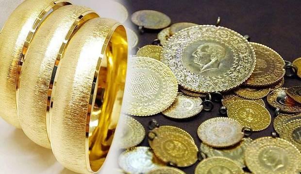 Altın fiyatları yükselmeye devam ediyor! 4 Mayıs Çeyrek altın Gram altın Bilezik alış satış fiyatı