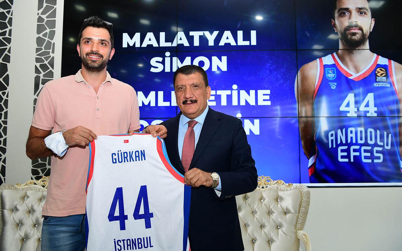 Anadolu Efesli Simon'a Malatya'dan 'fahri' berat