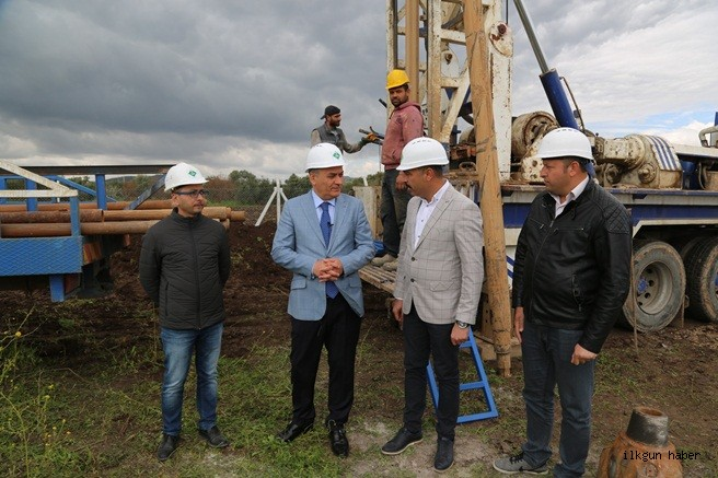 ASKİ, Ceyhan Enerji İhtisas Endüstri Bölgesi'nin Su Sorununu Çözüyor