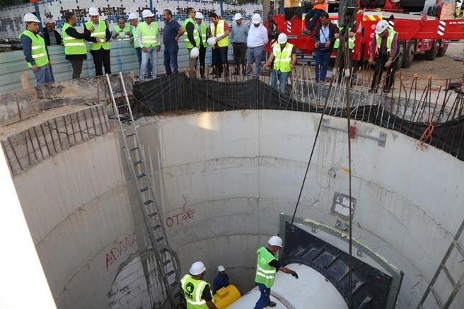 ASKİ, Mikro Tünel Projesiyle Su Baskınlarına Geçit Vermeyecek