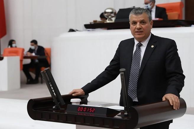 Ayhan Barut, icra ve iflas harçları için yasa değişikliği istedi