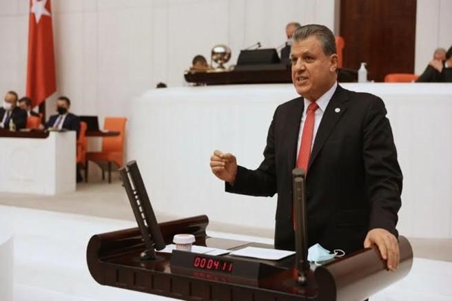 Ayhan Barut'tan Meclis'te ithalat tepkisi