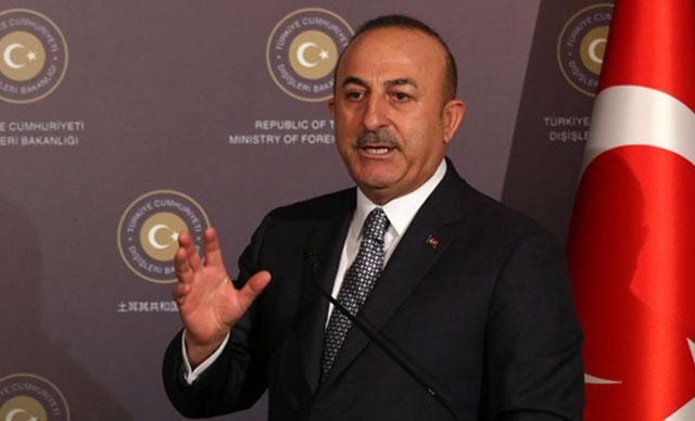 Bakan Çavuşoğlu: Yapmamız gereken kendi göbeğimizi kesmek