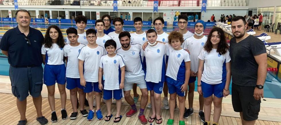 Bakırköy Ataspor Kulübü sporcularından bayram tadında yarış