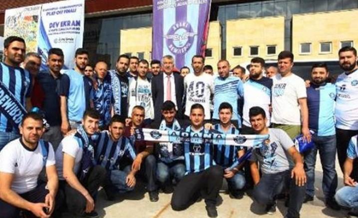 Başkan Zeydan Karalar'dan Çalışanlarına Maç İzni