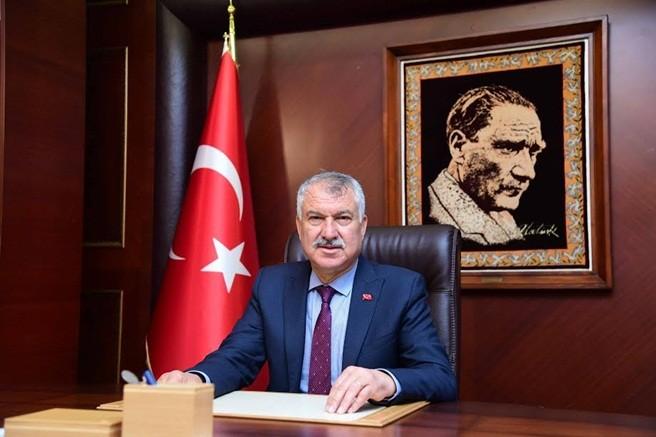 Başkan Zeydan Karalar'ın 5 Ocak Adananın Kurtuluş Bayramı Mesajı