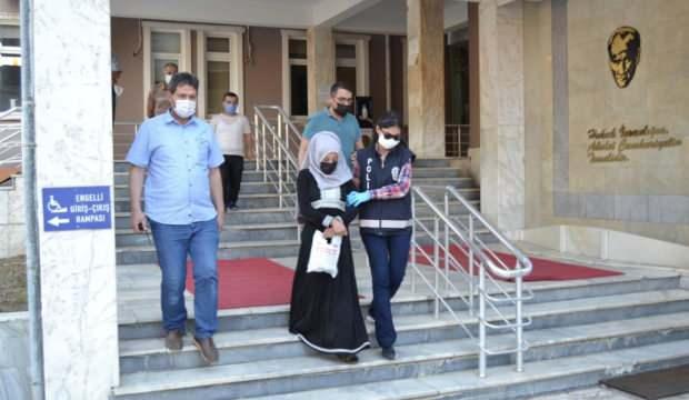 Bebeğini ölüme terk eden vicdansız anne tutuklandı