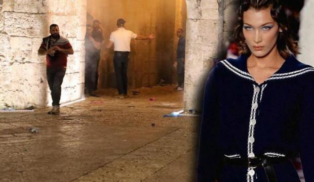 Bella Hadid ateş püskürdü! İsrail'e sert tepki