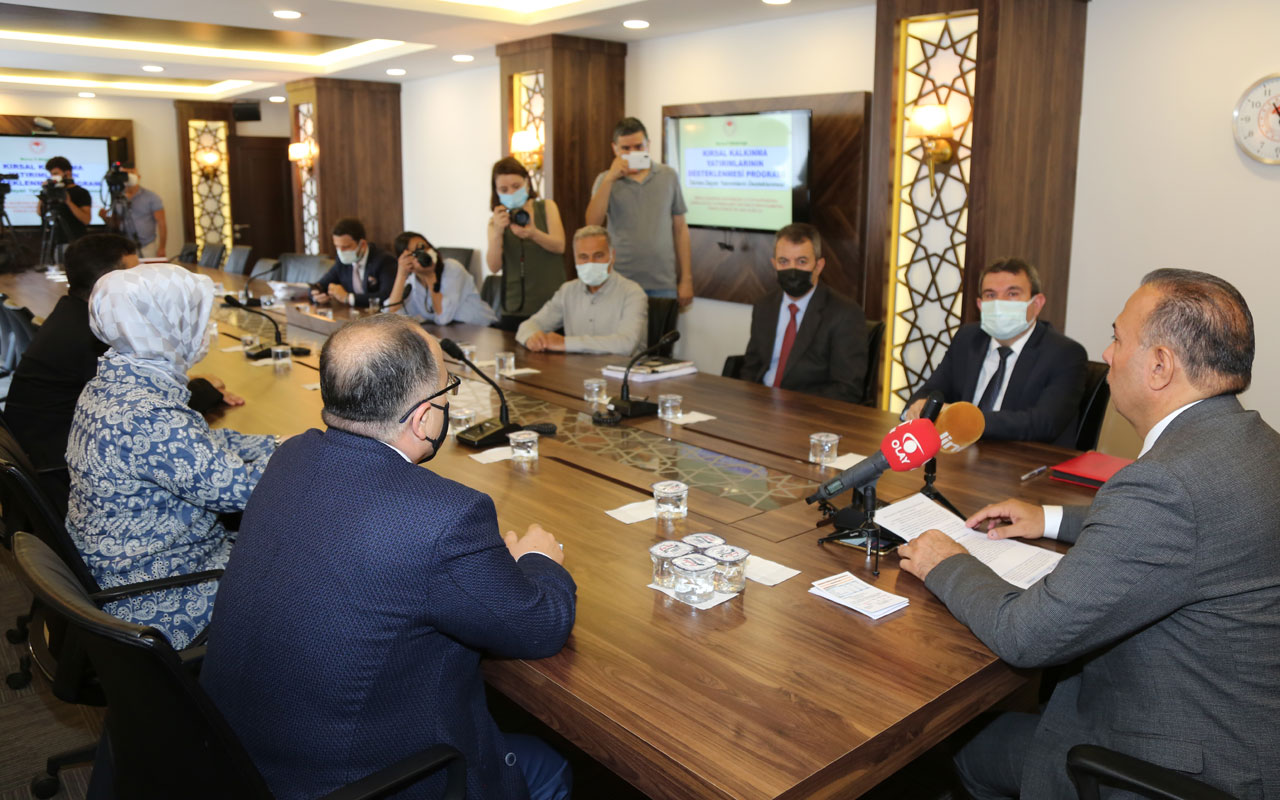 Bursa'da kırsal kalkınmada 36 milyon liralık yatırıma hak kazananlar açıklandı