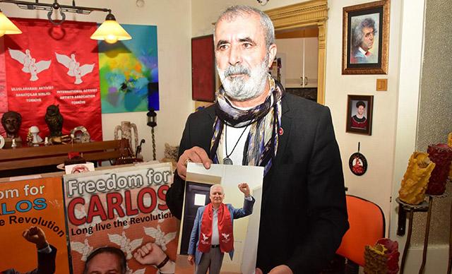 'Çakal Carlos'un kaybolon büstü için kargo firması tazminat ödeyecek