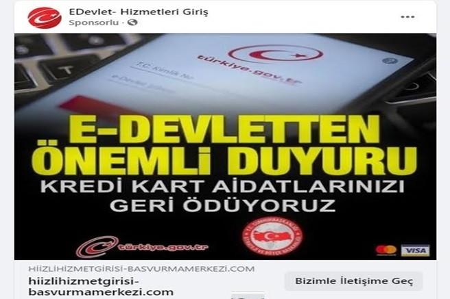 Çedkoder'den, Sosyal medya dolandırıcılarına karşı uyarı