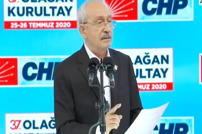 CHP Kılıçdaroğlu ile yola devam dedi
