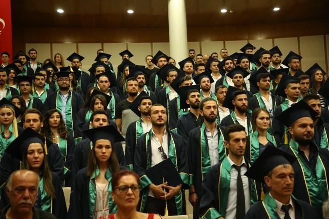 Çukurova Üniversitesi BESYO'dan 89 Öğrenci Mezun Oldu