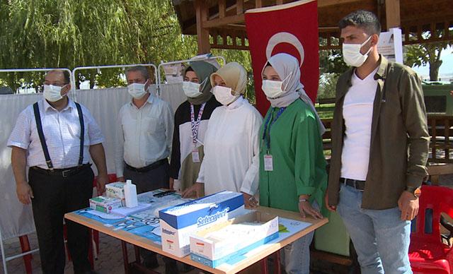 'Elazığ'da aşılama oranı yüzde 73,5'