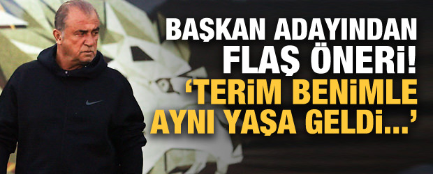 Eşref Hamamcıoğlu: Fatih Terim sportif direktör olmalı