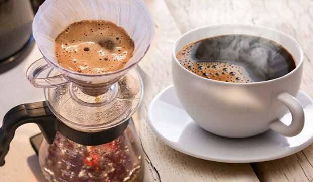 Filtre kahve zayıflatır mı? Filtre kahve günde ne kadar içilir?