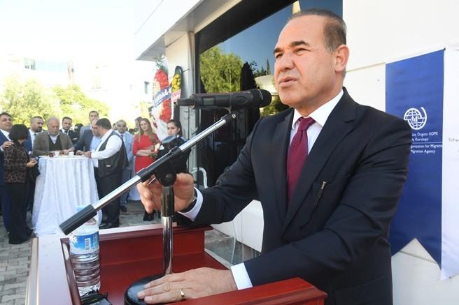 Göçmen Koordinasyon ve Uyum Merkezi açıldı