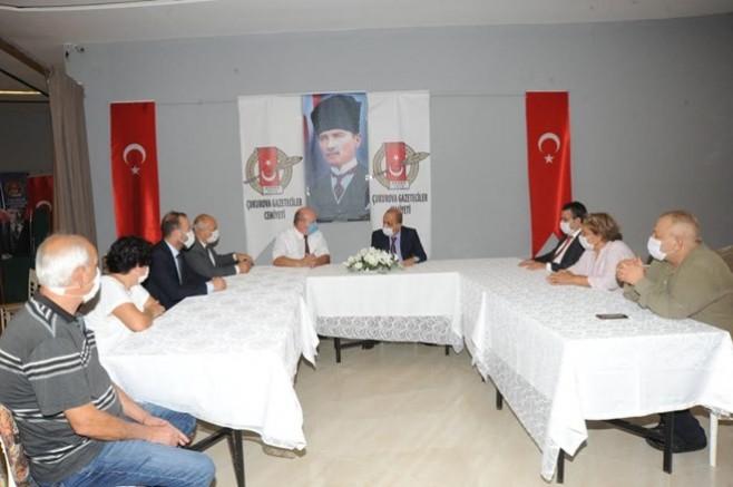 Huzurlu Adana için çalışıyoruz