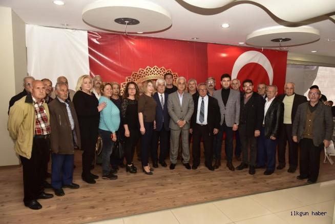 İyi Parti'li 150 Kurucu  MHP saflarına katıldı!