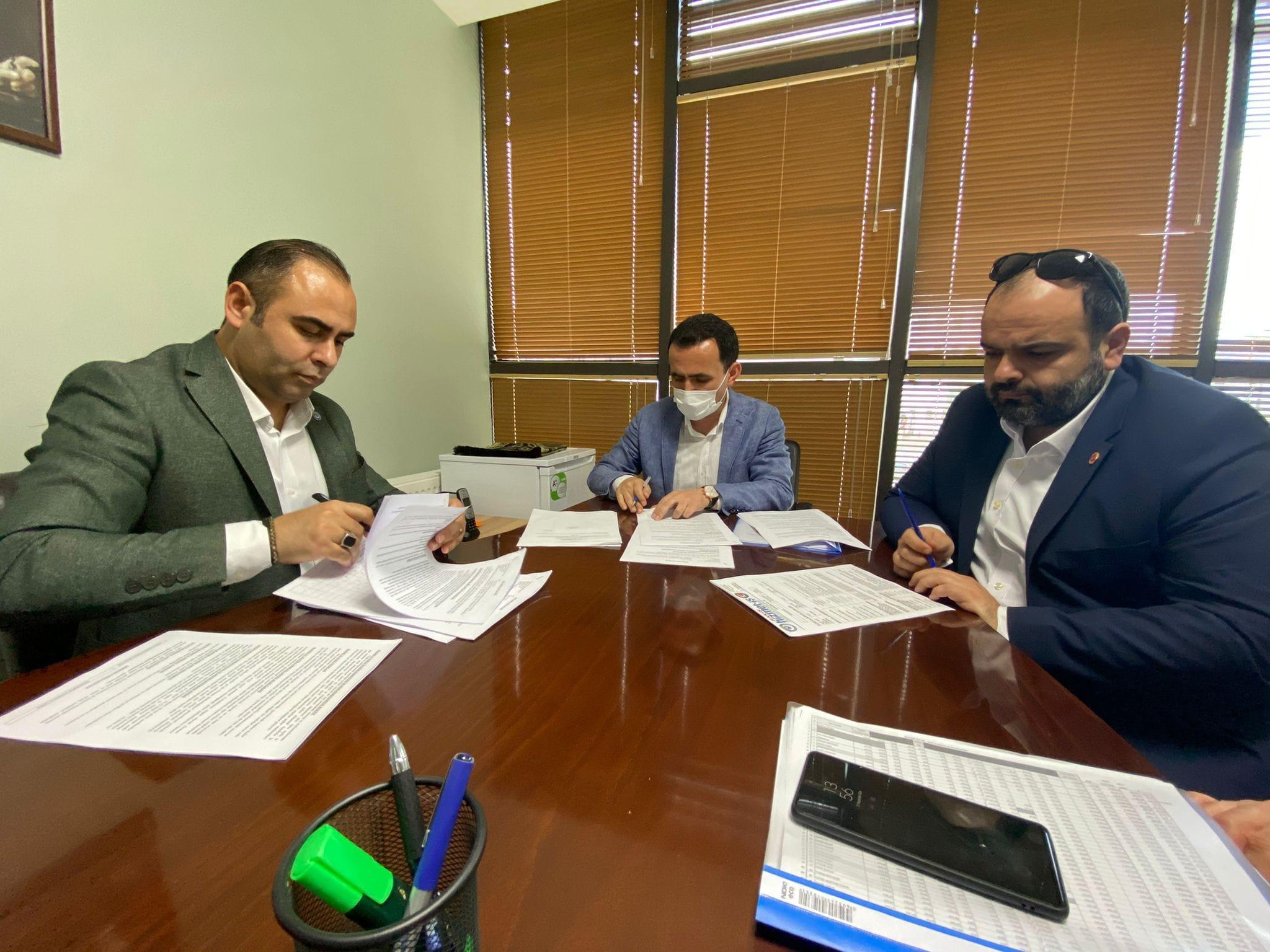 İzmir Bergama'da toplu iş sözleşmesi sevinci