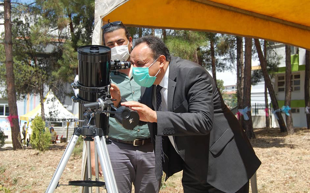 Kilis'te bilime şenlikli açılış