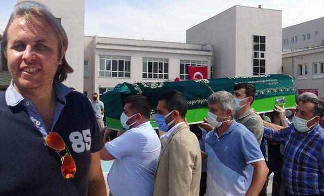 Koronavirüsten ölen doktor, Kocaeli'de son yolculuğa uğurlandı