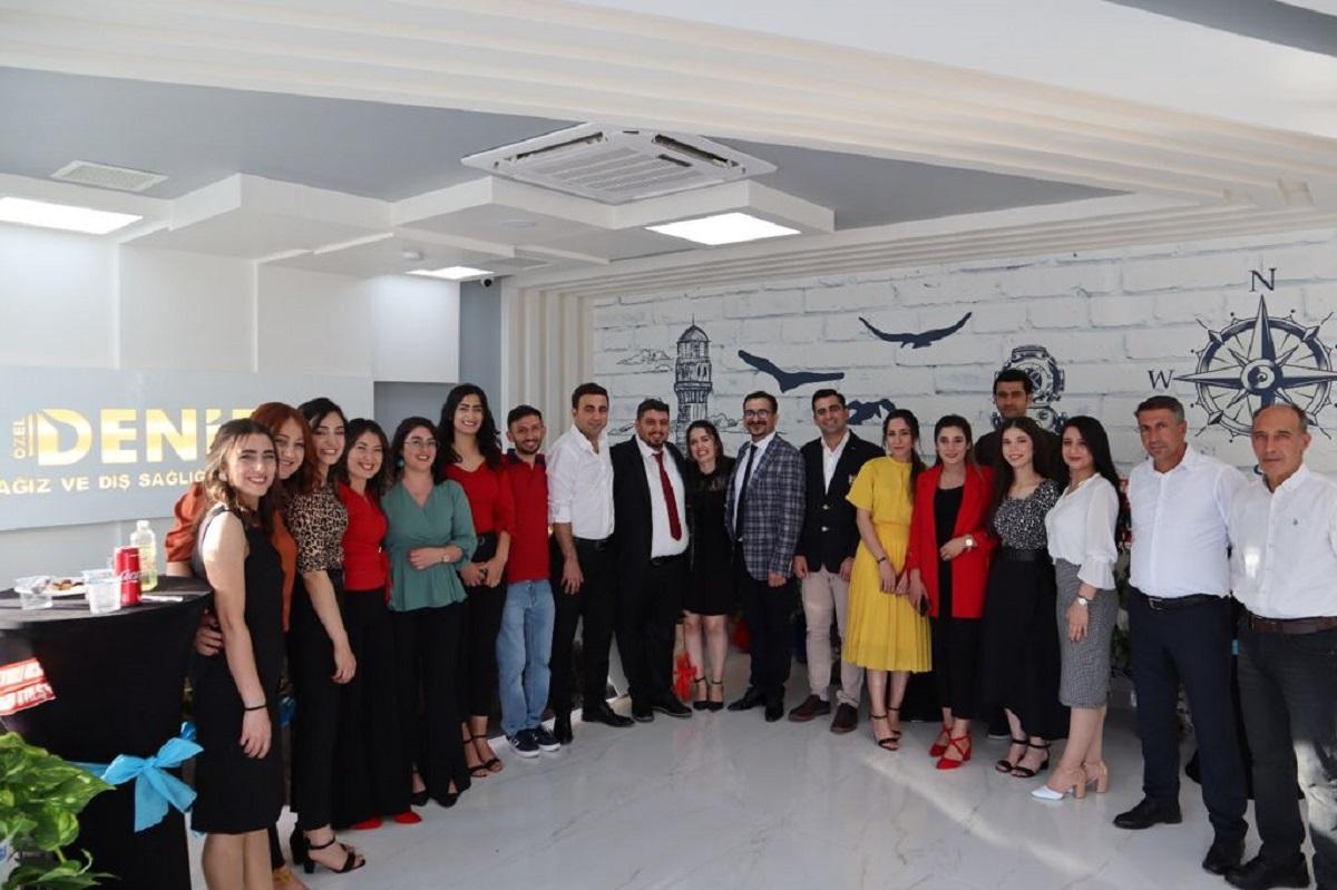 Mardin'de 11 ayrı klinikle bölgeye hizmet