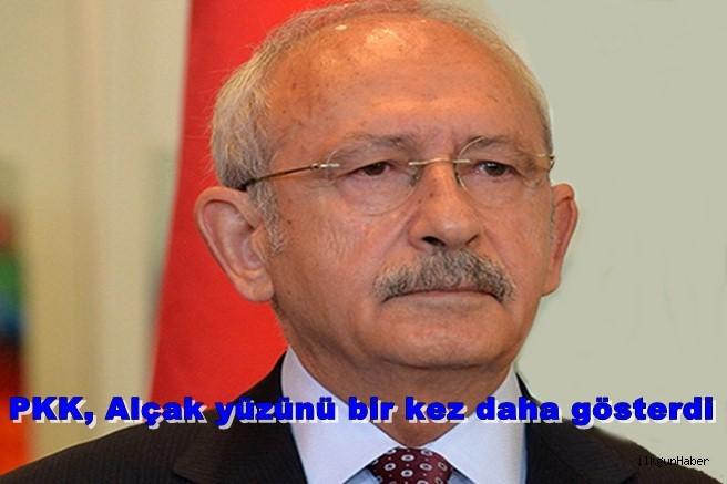PKK, Alçak yüzünü bir kez daha gösterdi