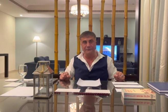 Sedat Peker'den 'Hadi Özışık' açıklaması: 'Süleyman Özışık diyecektim...'