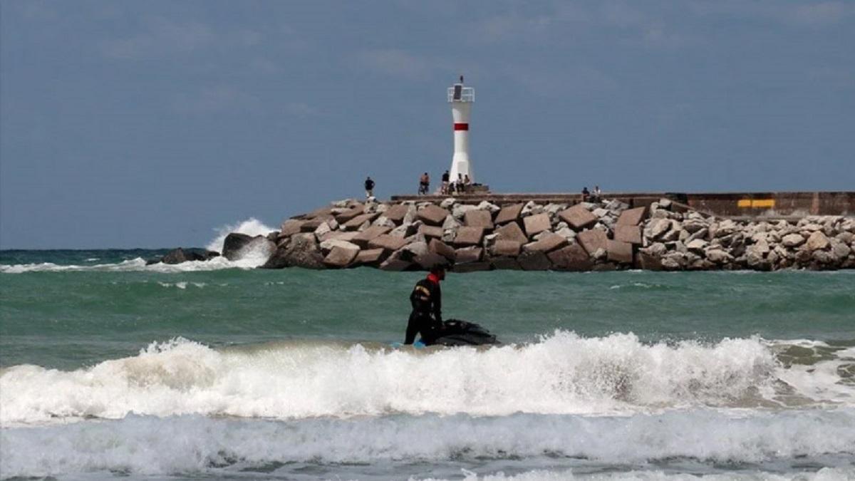 Şile'de denize girmek bugün de yasak