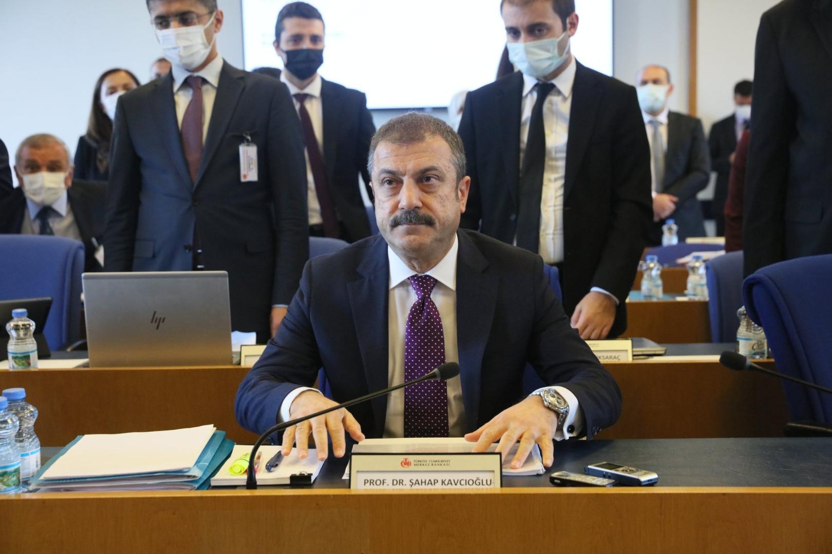 TCMB Başkanı Kavcıoğlu: Rezervler 123,5 milyar dolar seviyesine yükseldi