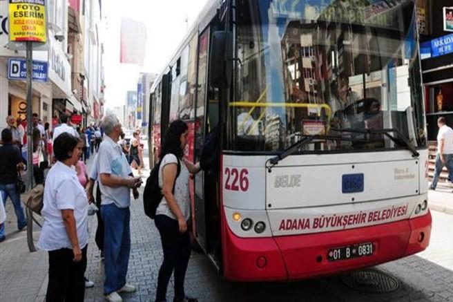 Toplu taşıma için flaş karar