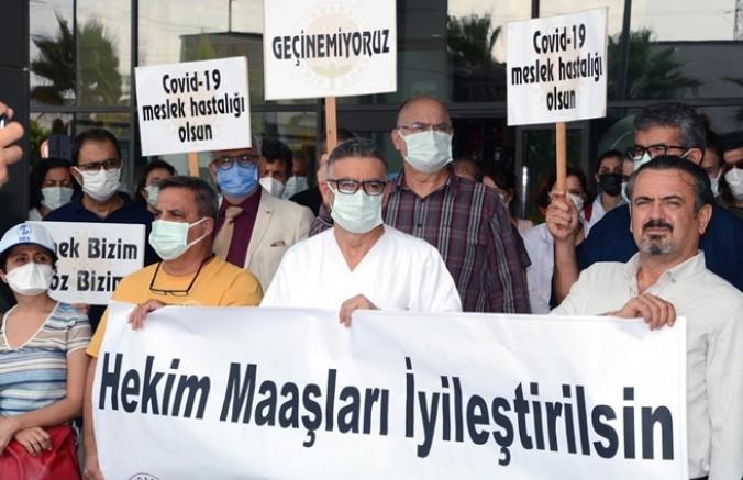 Uzm. Dr. Menteş, Hekimler artık yurtdışında göçmen doktor olmayı tercih ediyor