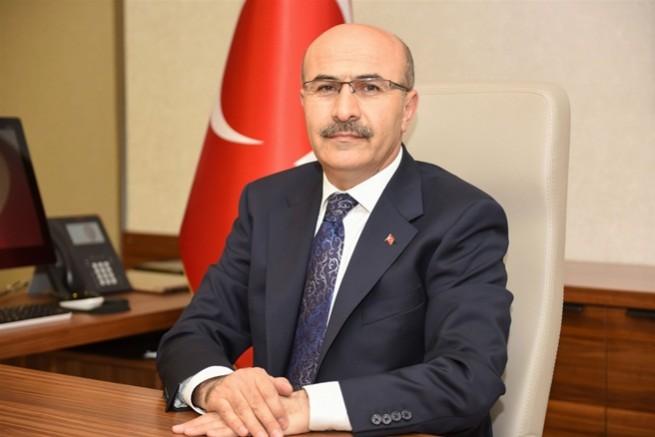 Vali Mahmut Demirtaş'ın 10 Kasım Mesajı